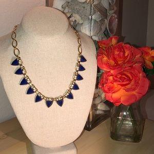 💙 Stella & Dot Lottie Necklace 💙 Lapis Blue 💙